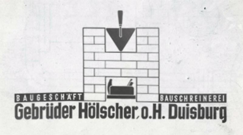 Bauunternehmen Duisburg tradition hölscher bau